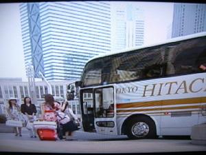 バスに乗って、いざ修善寺温泉へ!