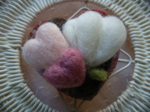 羊毛フェルトで作るガトーショコラ_4