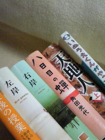 本もたくさん