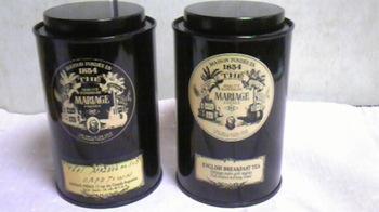 マリアージュフレールの缶