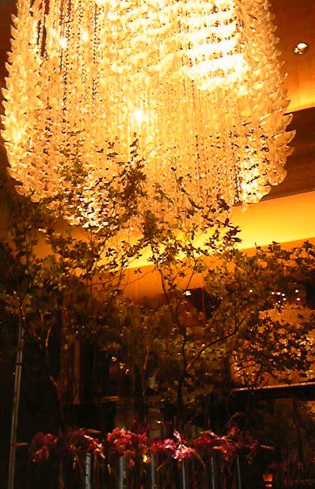 「シャングリ・ラ・ホテル東京」のアフタヌーンティ