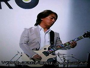 松本さん、絶賛演奏中☆