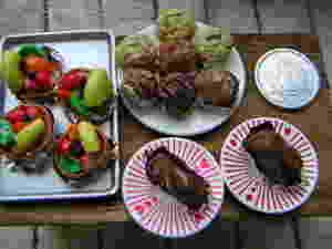 粘土ケーキ、1円玉と絶賛比較中