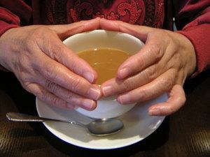 でかいコーヒーカップ