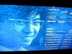 上川隆也、渾身の笑顔!