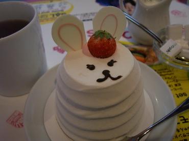 ノラのモフモフケーキ