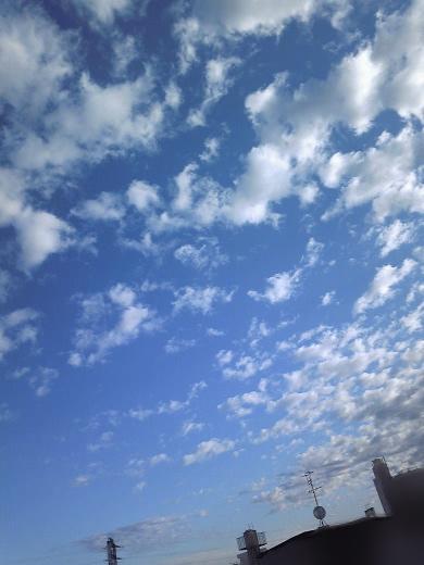 ナラリーノ地方の空
