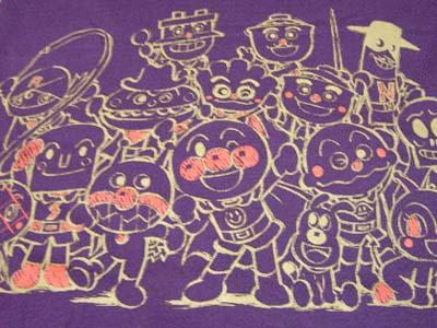 アンパンマンTシャツ2010