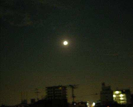 仲秋の名月☆2010