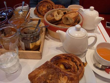 VIRONの朝食